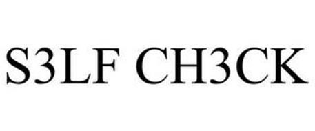 S3LF CH3CK