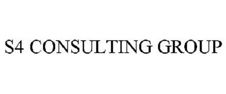 S4 CONSULTING GROUP