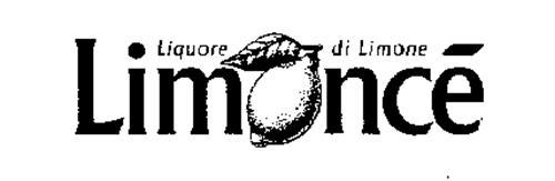 LIQUORE DI LIMONE LIMONCE