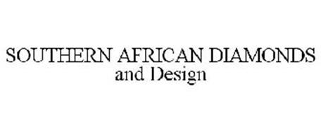 SOUTHERN AFRICAN DIAMONDS AND DESIGN