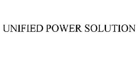 UNIFIED POWER SOLUTION