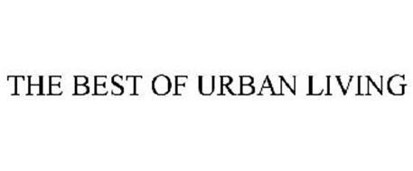 THE BEST OF URBAN LIVING