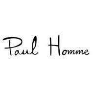 PAUL HOMME
