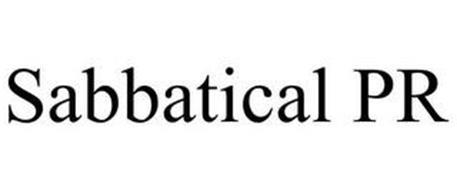 SABBATICAL PR