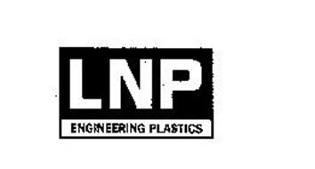 LNP ENGINEERING PLASTICS Trademark of SABIC INNOVATIVE PLASTICS IP