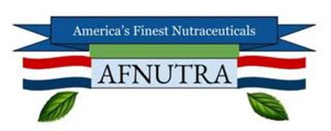 AMERICA'S FINEST NUTRACEUTICALS AFNUTRA
