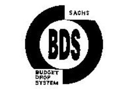 SACHS BDS BUDGET DROP SYSTEM