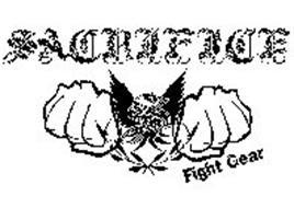 SACRIFICE S FIGHT GEAR