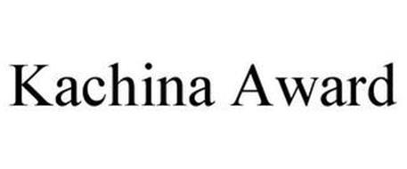 KACHINA AWARD