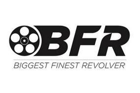 BFR BIGGEST FINEST REVOLVER