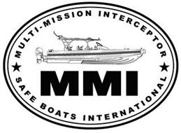 MMI MULTI-MISSION INTERCEPTOR SAFE BOATS INTERNATIONAL