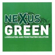NEXUS GREEN LUBRICATING AND PENETRATING SOLUTION