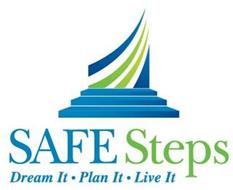 SAFE STEPS DREAM IT·PLAN IT·LIVE IT