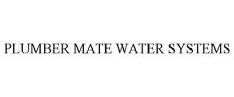 PLUMBER MATE WATER SYSTEMS