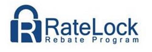 R RATE LOCK REBATE PROGRAM