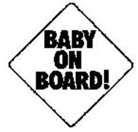 BABY ON BOARD !