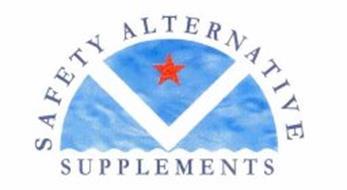 SAFETY ALTERNATIVE SUPPLEMENTS
