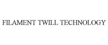 FILAMENT TWILL TECHNOLOGY