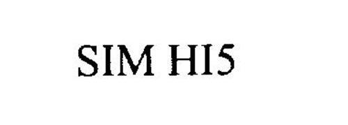 SIM HI5