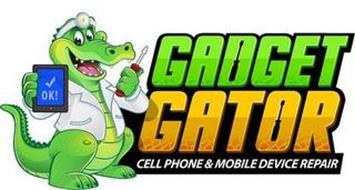 GADGET GATOR CELL PHONE & MOBILE DEVICE REPAIR OK!