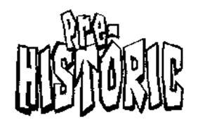 PRE-HISTORIC