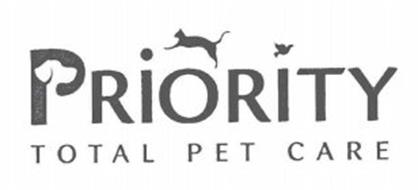 PRIORITY TOTAL PET CARE