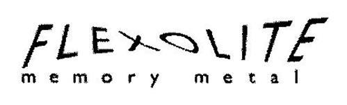 FLEXOLITE MEMORY METAL