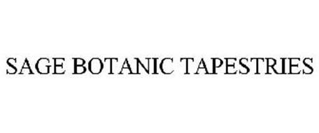 SAGE BOTANIC TAPESTRIES