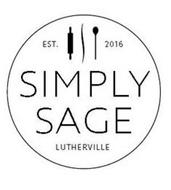 EST. 2016 SIMPLY SAGE LUTHERVILLE