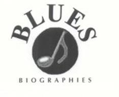 BLUES BIOGRAPHIES
