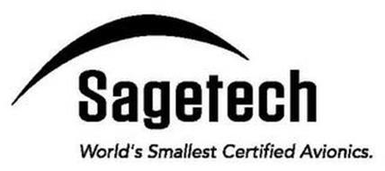 SAGETECH WORLD'S SMALLEST CERTIFIED AVIONICS.