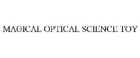 MAGICAL OPTICAL SCIENCE TOY