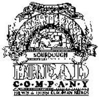 THE ORIGINAL SAINT LOUIS SOURDOUGH BREAD C-O-M-P-A-N-Y FRENCH & OTHER EUROPEAN BREADS