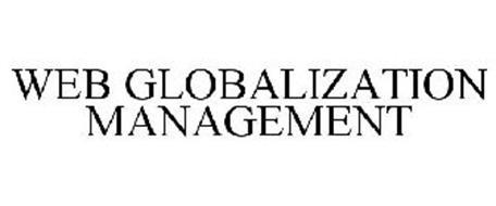WEB GLOBALIZATION MANAGEMENT