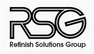 RSG REFINISH SOLUTIONS GROUP