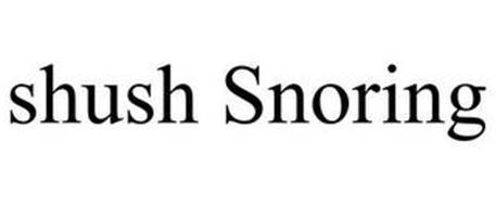 SHUSH SNORING