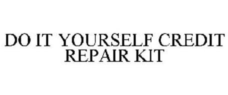 Do it yourself credit repair kit trademark of sainz enterprises llc do it yourself credit repair kit solutioingenieria Image collections