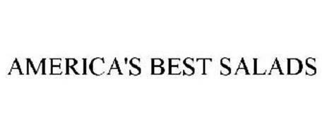 AMERICA'S BEST SALADS