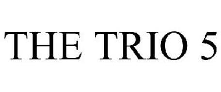 THE TRIO 5