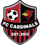 FC CARDINALS EST. 2013