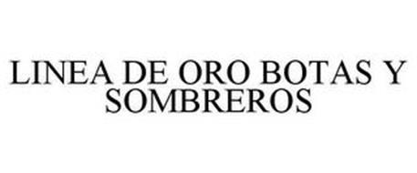 LINEA DE ORO BOTAS Y SOMBREROS