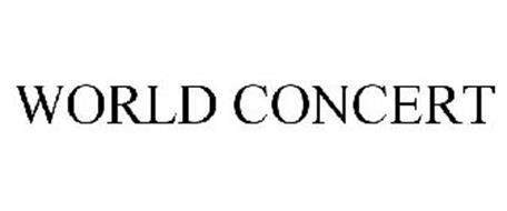 WORLD CONCERT