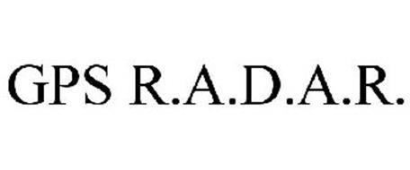GPS R.A.D.A.R.