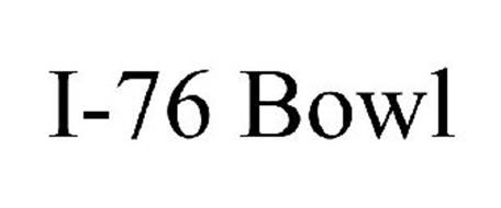 I-76 BOWL