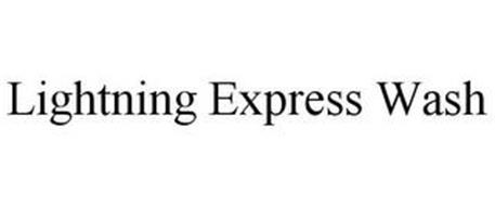 LIGHTNING EXPRESS WASH