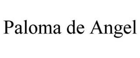PALOMA DE ANGEL