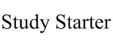 STUDY STARTER