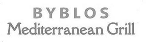 BYBLOS, MEDITERRANEAN GRILL