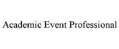 ACADEMIC EVENT PROFESSIONAL
