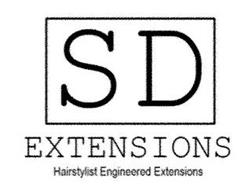 SD EXTENSIONS HAIRSTYLIST ENGINEERED EXTENSIONS